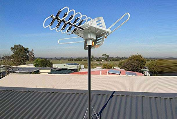 10 Best Outdoor TV Antenna for Rural Areas in 2021