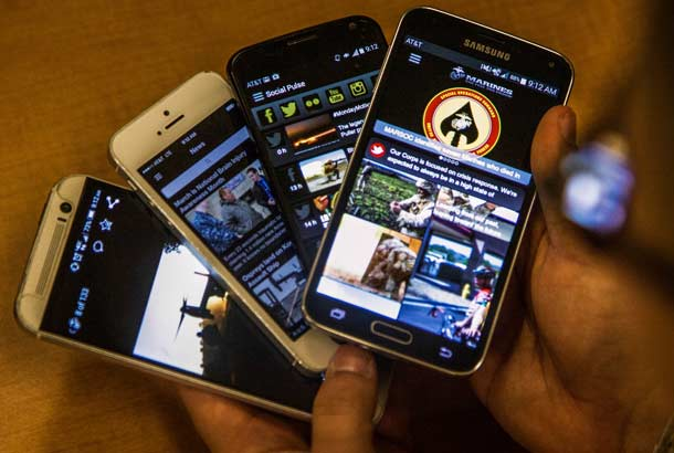 Mobile applications for Free TV