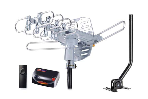 PINGBINGDING Outdoor TV Antenna WA 2608