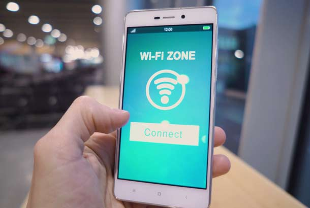 Use your Phone as a Hotspot for Free Internet