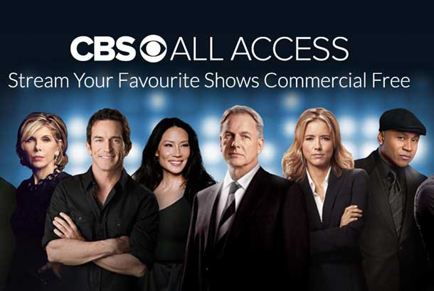 Watch CBS ALL Access without Cable or Satellite