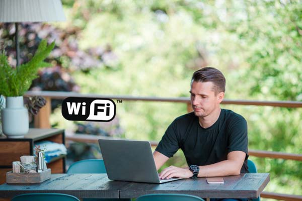 how to get wifi at home without cable